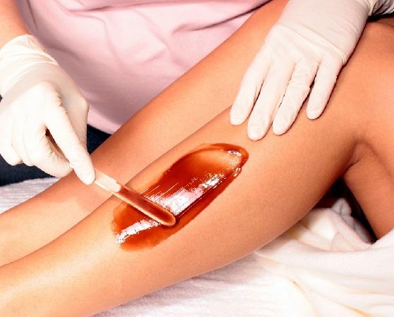 HOT WAX TREATMENT